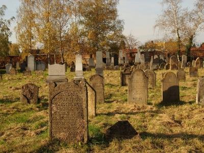 Židovský hřbitov Holešov_78
