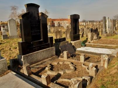 Židovský hřbitov Holešov_79