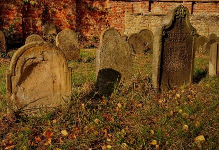 Židovský hřbitov Holešov_8