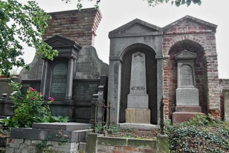 Židovský hřbitov Ivančice_10