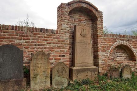 Židovský hřbitov Ivančice_11