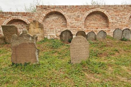 Židovský hřbitov Ivančice_12