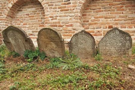 Židovský hřbitov Ivančice_13