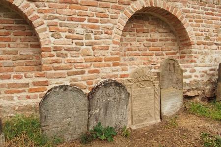 Židovský hřbitov Ivančice_14