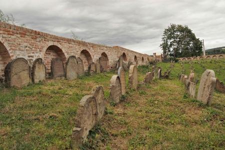 Židovský hřbitov Ivančice_15