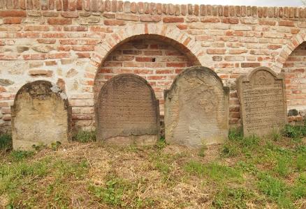 Židovský hřbitov Ivančice_16