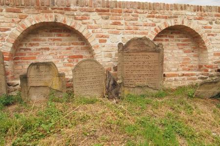 Židovský hřbitov Ivančice_17
