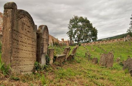 Židovský hřbitov Ivančice_18