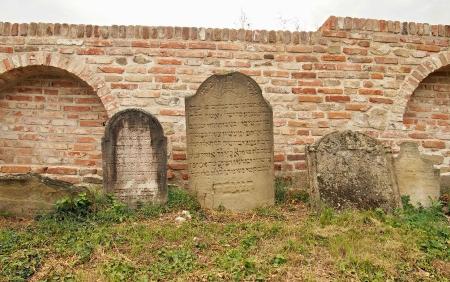 Židovský hřbitov Ivančice_19
