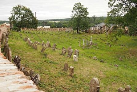 Židovský hřbitov Ivančice_1