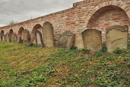 Židovský hřbitov Ivančice_20