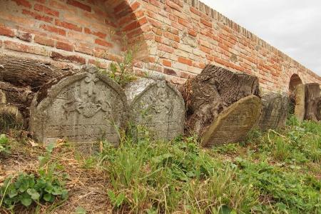Židovský hřbitov Ivančice_22