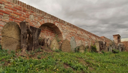 Židovský hřbitov Ivančice_25