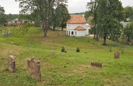 Židovský hřbitov Ivančice_2