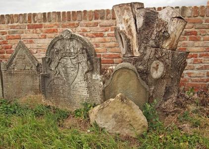 Židovský hřbitov Ivančice_30