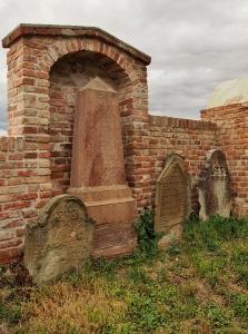 Židovský hřbitov Ivančice_31