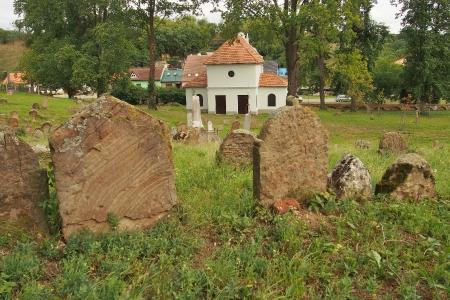 Židovský hřbitov Ivančice_32
