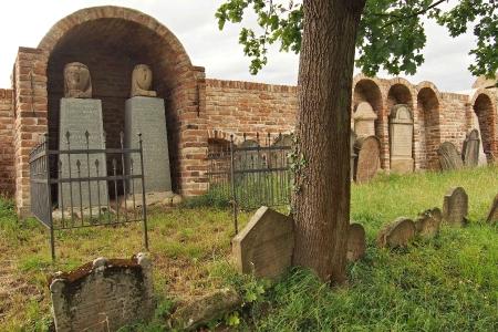 Židovský hřbitov Ivančice_33