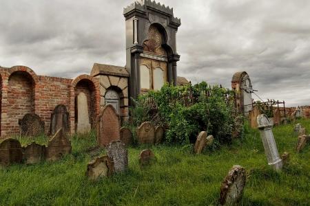 Židovský hřbitov Ivančice_35