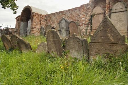 Židovský hřbitov Ivančice_36