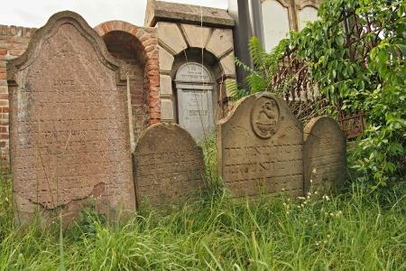 Židovský hřbitov Ivančice_37