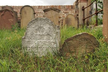 Židovský hřbitov Ivančice_38