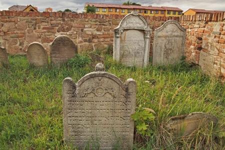 Židovský hřbitov Ivančice_39