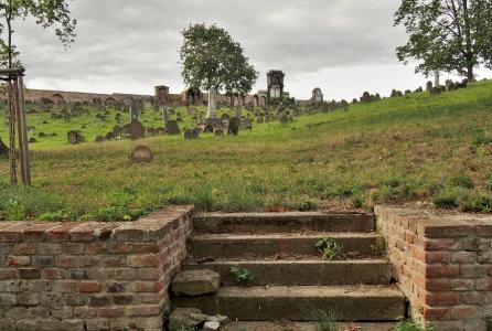 Židovský hřbitov Ivančice_3