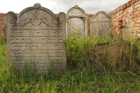 Židovský hřbitov Ivančice_40
