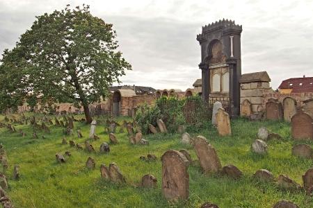 Židovský hřbitov Ivančice_43
