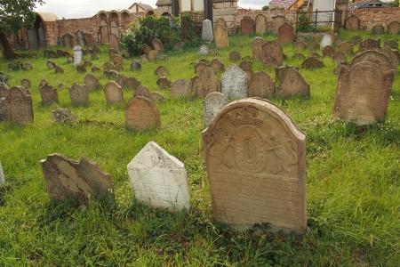 Židovský hřbitov Ivančice_44