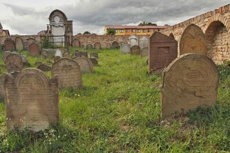 Židovský hřbitov Ivančice_46