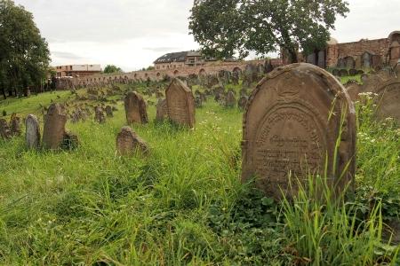 Židovský hřbitov Ivančice_48
