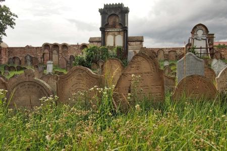 Židovský hřbitov Ivančice_49