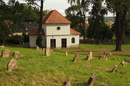 Židovský hřbitov Ivančice_4