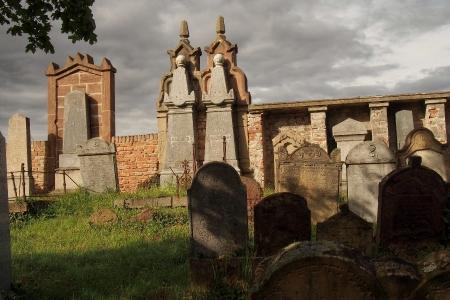 Židovský hřbitov Ivančice_52