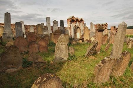 Židovský hřbitov Ivančice_53