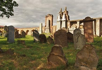 Židovský hřbitov Ivančice_54
