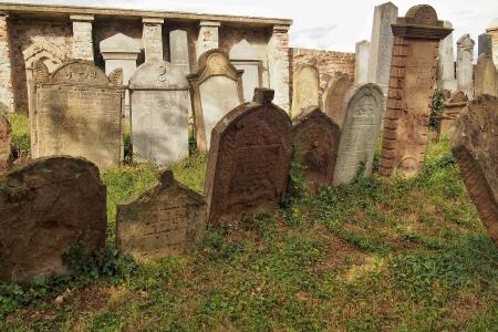 Židovský hřbitov Ivančice_55