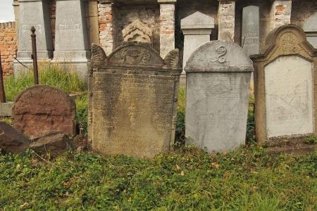 Židovský hřbitov Ivančice_56