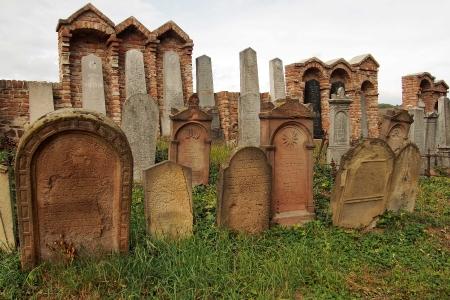 Židovský hřbitov Ivančice_57