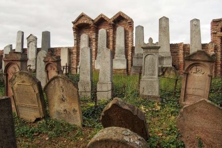 Židovský hřbitov Ivančice_58