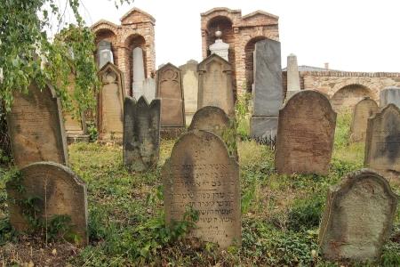 Židovský hřbitov Ivančice_59