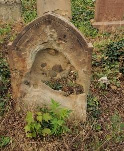 Židovský hřbitov Ivančice_62