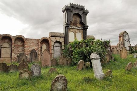 Židovský hřbitov Ivančice_63