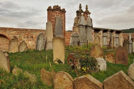 Židovský hřbitov Ivančice_6
