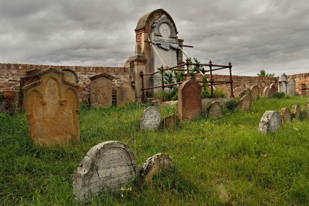 Židovský hřbitov Ivančice_7