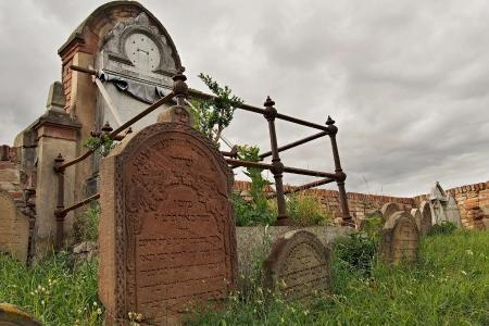Židovský hřbitov Ivančice_8