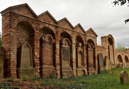 Židovský hřbitov Ivančice_9