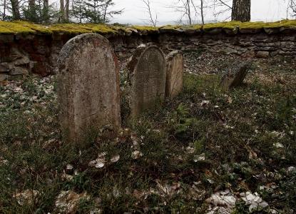 Židovský hřbitov Kamenice nad Lipou